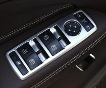 Накладки панели стеклоподъемника Mercedes