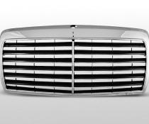 .Решетка радиатора на Мерседес W124