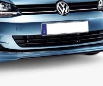 .Накладка на передний бампер VW GOLF 7