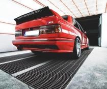 .Бампер M3, для стоковой BMW e30 задний