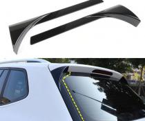 .Боковые спойлеры на заднее стекло VW Tiguan II