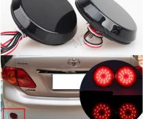 Задние габаритные огни на Toyota/Nissan, дымчатые