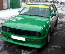 Бампер BMW e30 М3