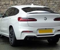 Комплект обвеса BMW X4 G02 M Performance style