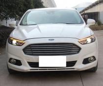 .Оптика передняя, фары на Ford Fusion / Mondeo MK5