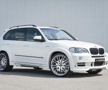 Комплект обвеса BMW X5 E70, обвес Хаманн бмв е70