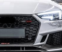 Эмблема на решетку радиатора Audi