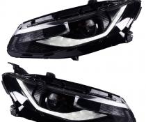 Оптика передняя, фары на Сhevrolet Malibu (2016-2018)