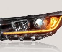 Оптика передняя, фары на Toyota Highlander (2018-...)