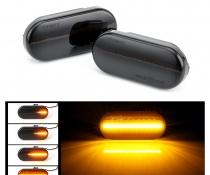 Динамические светодиодные указатели поворота для Volkswagen