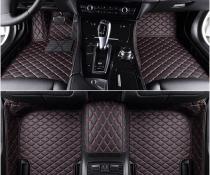 Коврики салона Volkswagen Passat B8 (имитация кожи)