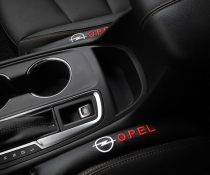 Уплотнители в зазор автомобильного сиденья Opel