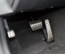 Накладки на педали Mercedes W203/W204/W210/W211/W212