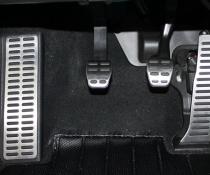 Накладки на педали VW Jetta MK5 (механика)