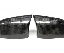 Карбоновые накладки на зеркала BMW X3, X4, X5, X6 M Look