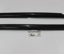 . Реснички, накладки фар BMW E30