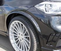 .Арки, расширители арок BMW X5 F15 (ABS-пластик)