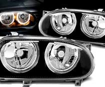 .Оптика передняя, фары VW Golf 3