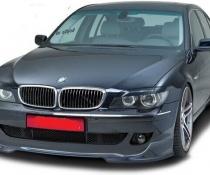 .Накладка переднего бампера для BMW E65 рестайл