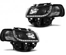 .Оптика передняя, фары VW T4