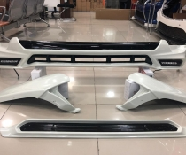 Комплект обвеса (тюнинга) TRD Toyota LC 150 Prado (2017-...)
