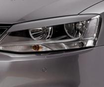 .Реснички на Volkswagen Jetta 6