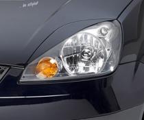 .Накладки на фары (реснички) Ford Fiesta MK6