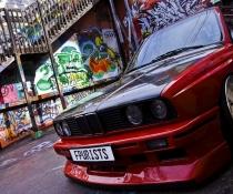 .Бампер передний BMW e30 М3