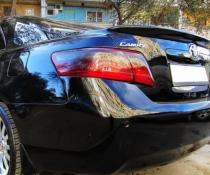 .Спойлер крышки багажника Toyota Camry 40 (ABS-пластик)