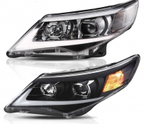 .Оптика передняя, фары Toyota Camry V50 (ксенон)