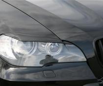Акция!!! Реснички, накладки фар Х5 BMW E70