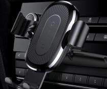 Беспроводная автомобильная зарядка / держатель телефона