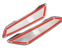 Оптика задняя, фонари на БМВ E38