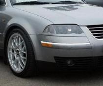.Реснички нижние на VW Passat B5 рестайл