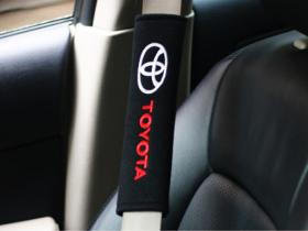 Накладки (чехлы) для ремня безопасности Toyota